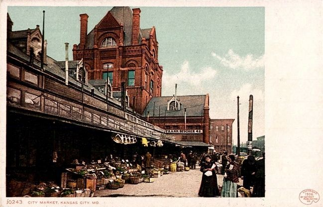 <i>City Market, Kansas City, Mo.</i> image. Click for full size.