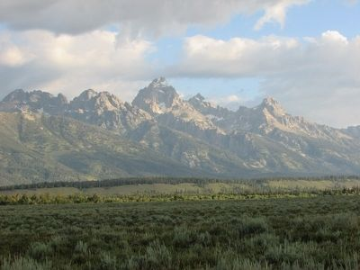 Teton Range image. Click for full size.