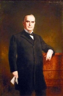 William McKinley image. Click for full size.