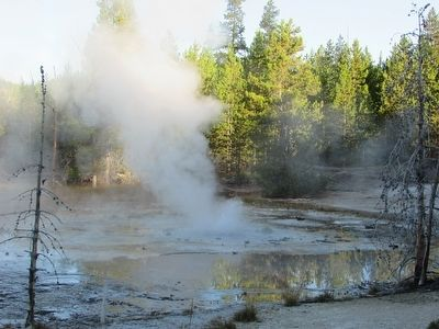 Minute Geyser image. Click for full size.