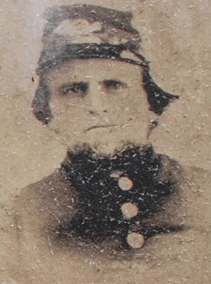 Union Captain Charles Olmstead image. Click for full size.