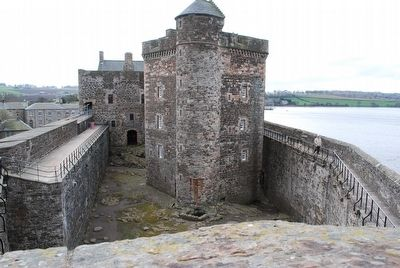 Blackness Castle image. Click for full size.