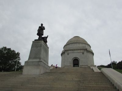 McKinley National Memorial image. Click for full size.