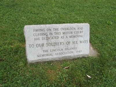 Ohio War Memorial Marker image. Click for full size.