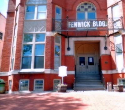 Fenwick Building image. Click for full size.