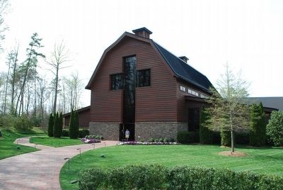 Billy Graham Library image. Click for full size.