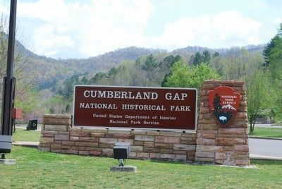 Cumberland Gap National Historical Park image. Click for full size.
