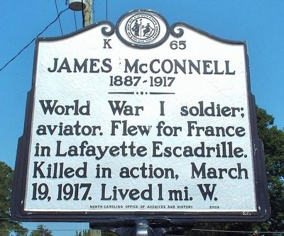 John McConnell Marker image. Click for full size.