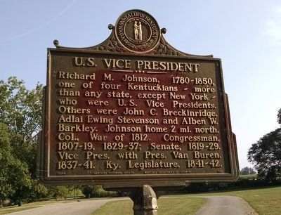 U.S. Vice President Marker image. Click for full size.
