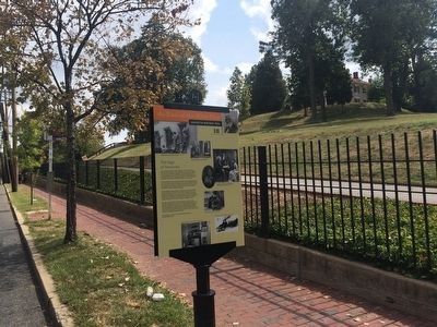 The Sage of Anacostia Marker image. Click for full size.