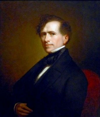 Franklin Pierce image. Click for full size.