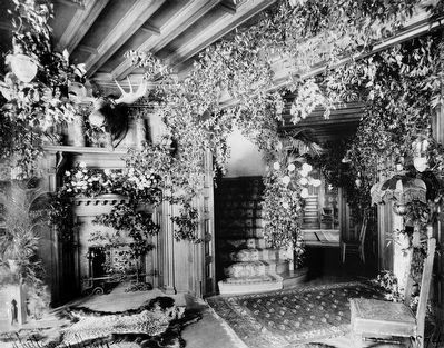 Interior of Whittemore house image. Click for full size.