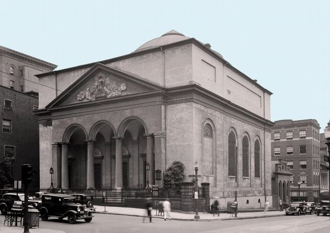 The First Unitarian Church image. Click for full size.