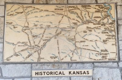 Nearby Historical Kansas map. image. Click for full size.