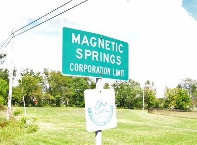 Magnetic Springs Marker image. Click for full size.