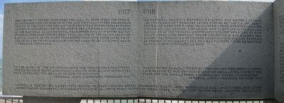 National Guard of the United States Memorial Marker image. Click for full size.