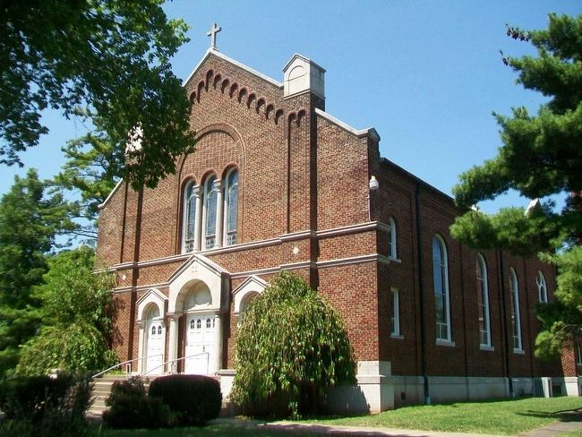 St. Ludger Catholic Church image. Click for full size.