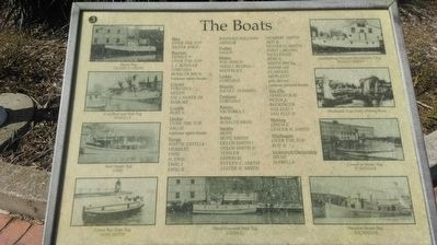 The Boats (Marker #3) image. Click for full size.