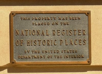 Spies Public Library Marker image. Click for full size.