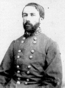 Lieutenant General Daniel Harvey Hill<br>(C.S.A.) (1821-1889) image. Click for full size.