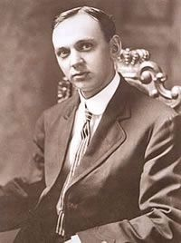 Famous Prophet Edgar Cayce. image. Click for full size.