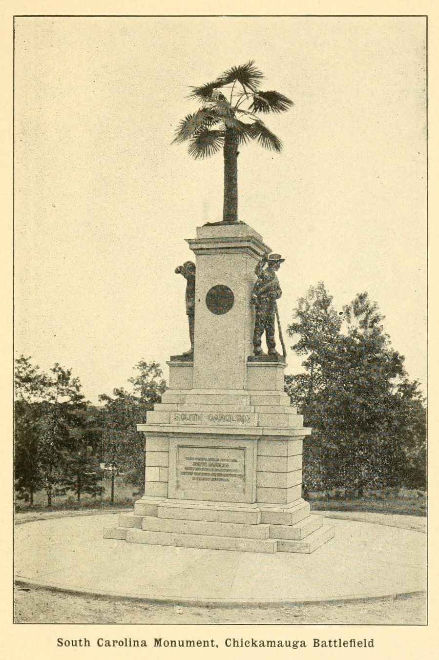 South Carolina State Monument