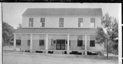 Toney-Standley House, date unknown image. Click for full size.