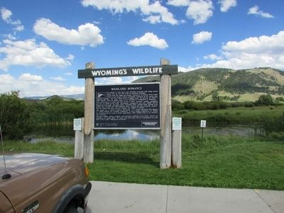 Wildland Romance Marker image. Click for full size.
