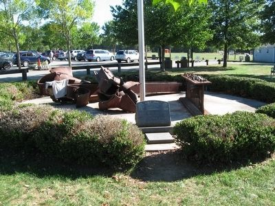 Boonton Township 9/11 Memorial image. Click for full size.