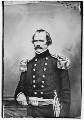Albert Sidney Johnston image. Click for full size.