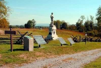 5th Maryland Infantry Marker image. Click for full size.
