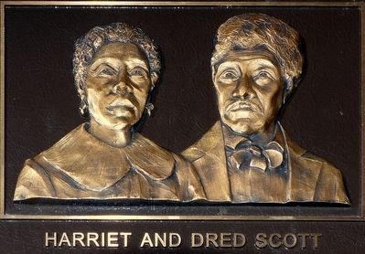 Harriet and Dred Scott image. Click for full size.