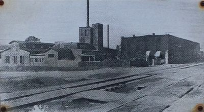 Site of Kelly Plow Company Works image. Click for full size.