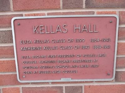 Kellas Hall Marker image. Click for full size.