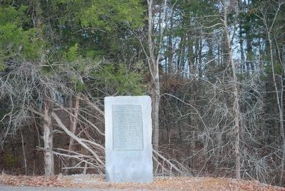 Federal Cavalry and Artillery Formed First Battle Line Here Marker image. Click for full size.