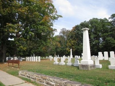 Jefferson Street Cemetery image. Click for full size.