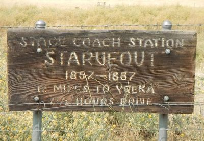 Stage Coach Station Marker image. Click for full size.