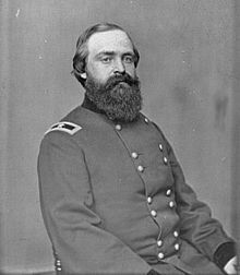 Brig. General John C. Caldwell (1833-1912) image. Click for full size.