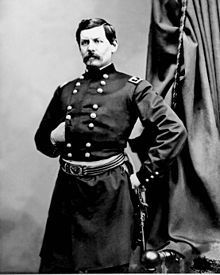 Gen. George B. McClellan (1826-1855) image. Click for full size.