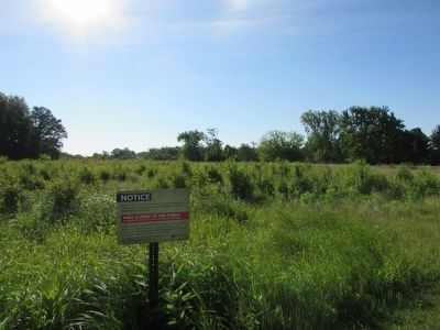 Fallen Timbers Marker Battlefield image. Click for full size.