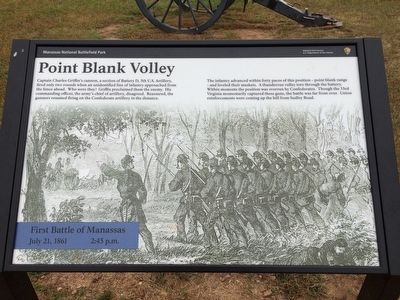 Point Blank Volley Marker image. Click for full size.