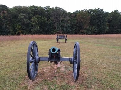 Artillery Piece and Limber image. Click for full size.