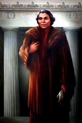 Marian Anderson image. Click for full size.