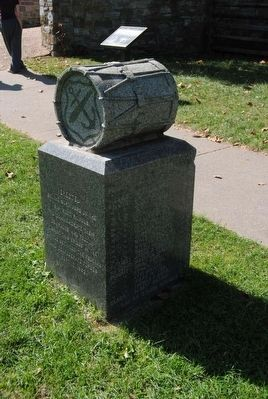 51st Pennsylvania Volunteer<br>Infantry Monument image. Click for full size.