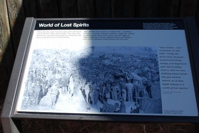 World of Lost Spirits Marker image. Click for full size.