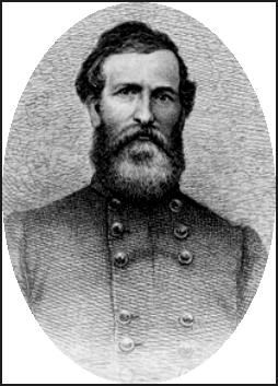 Gen. David R. Jones (1825-1863) image. Click for full size.