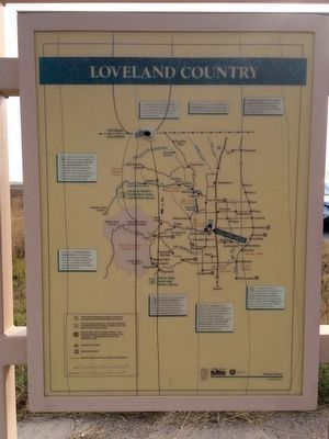 Loveland Country Map image. Click for full size.