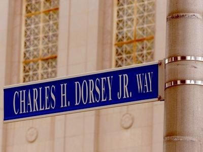 Charles H. Dorsey, Jr. Way image. Click for full size.