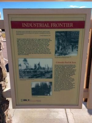 Industrial Frontier Marker (Panel 3) image. Click for full size.