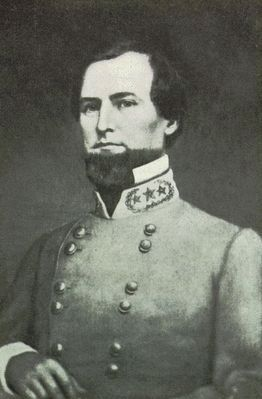 Brig. General Lawrence O'Bryan Branch (1820-1862) image. Click for full size.